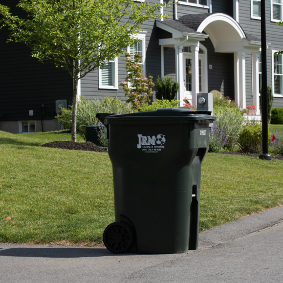 JRM Hauling Residential Recycling